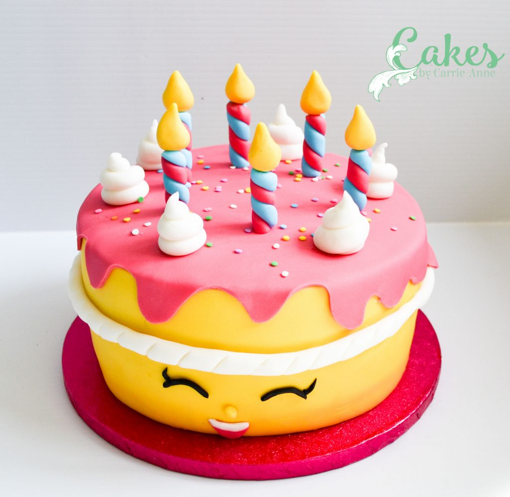Cake Images For Birthday Wishes : Shopkins birthday wishes Cake-1029   Blog